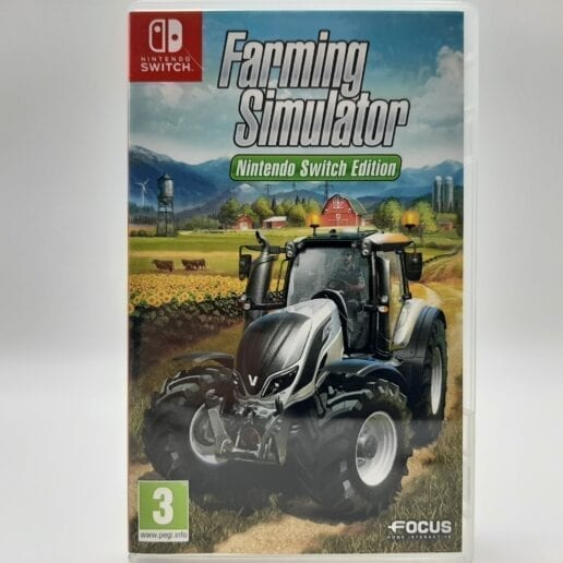 Farming Simulator till Nintendo Switch