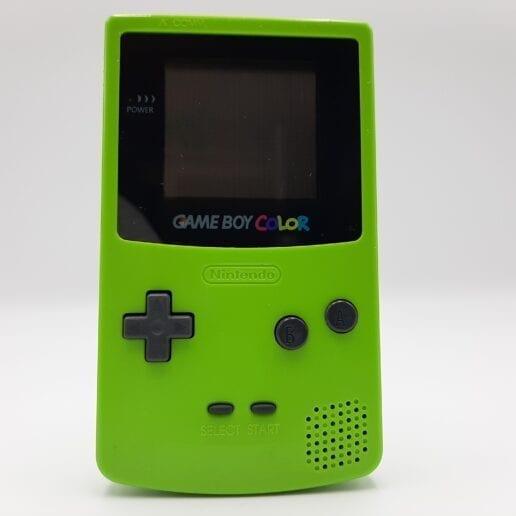 Gameboy Color Basenhet Kiwi
