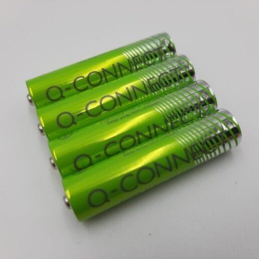 Batteri AAA 4-pack
